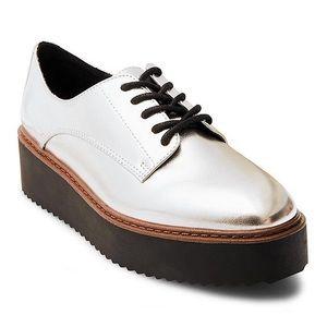 Madden Girl Platform Oxfords Shoes 7 & 7.5